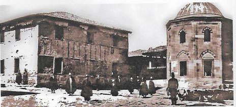 Ankara mevlevihanesi-Erdogan_Cumhuriyet ve Baskent
